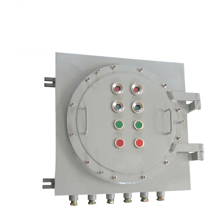 bxm59铝合金防爆照明配电箱