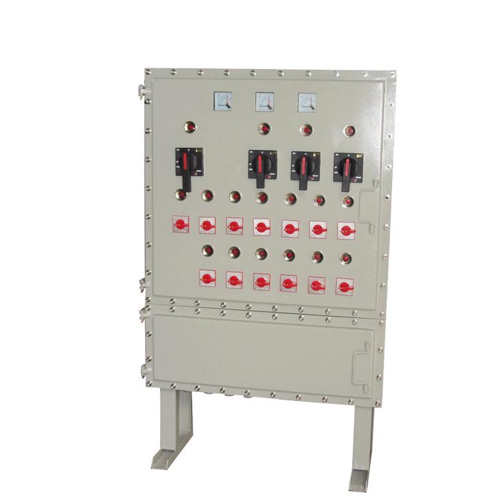8回路防爆照明配电箱