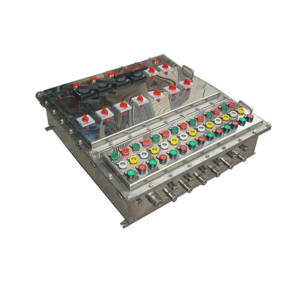 不锈钢触摸屏防爆配电箱