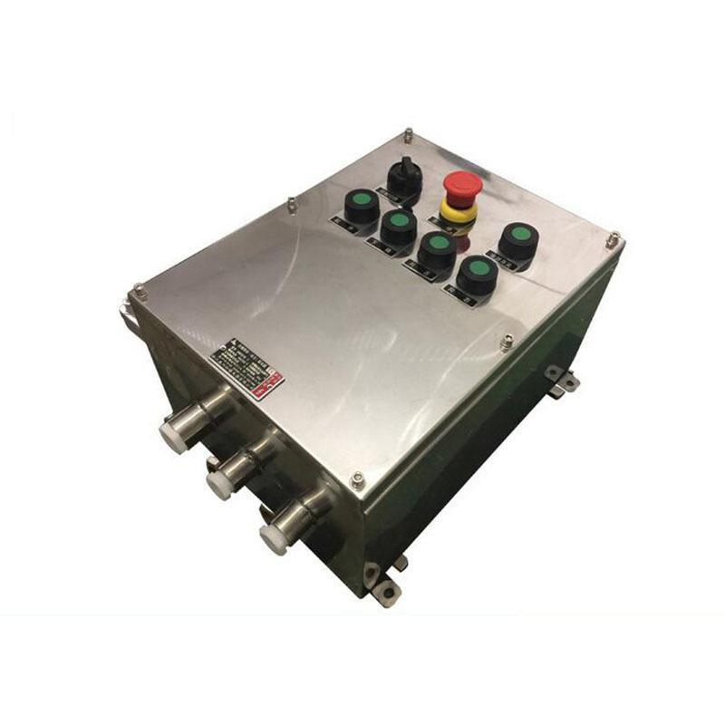 ExdIICT4不锈钢防爆动力配电箱