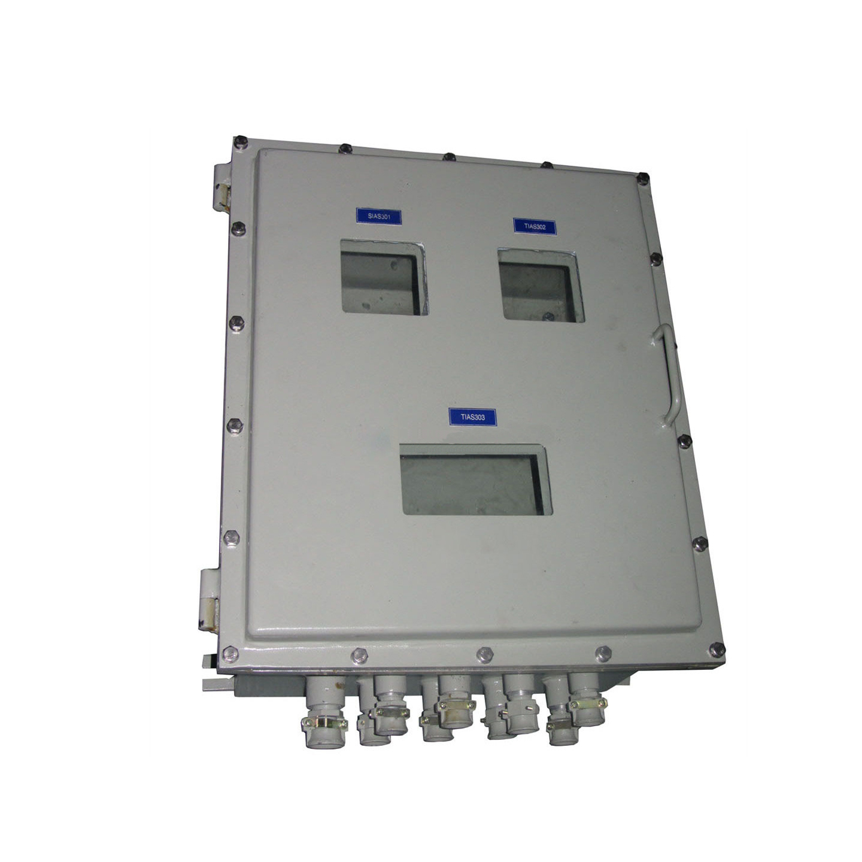 BXMD带触摸屏防爆配电箱